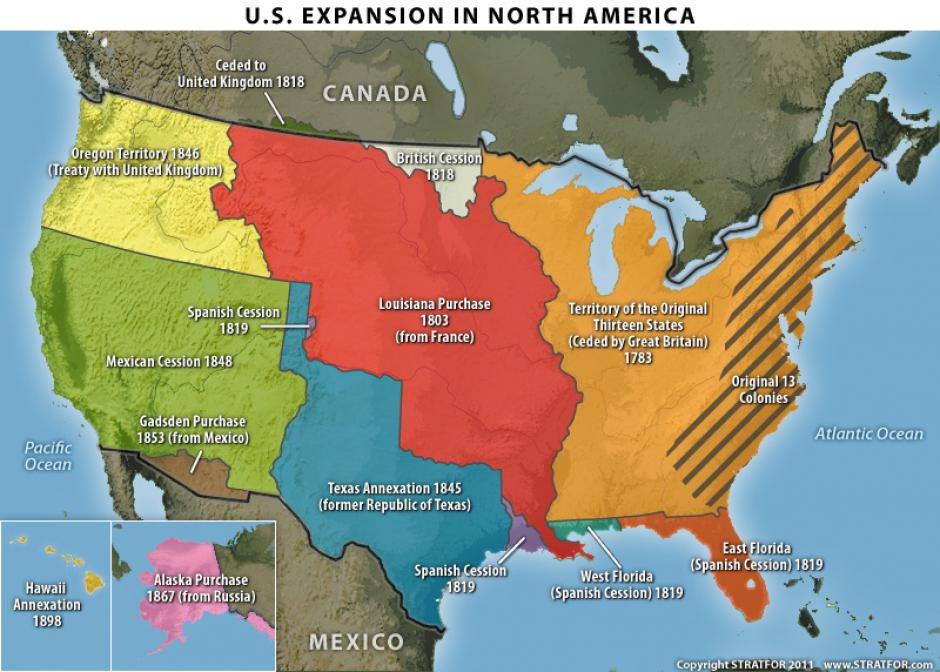 an analysis of the united states of americas expansion overseas Analysis european overseas expansion resulted  dividing the americas  2015 edition of amsco's united states history preparing for the advanced placement.